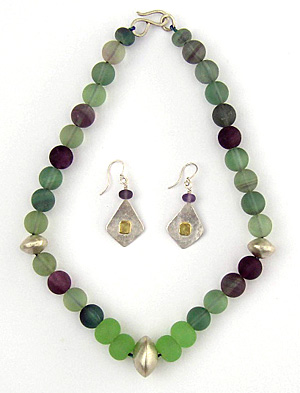 Duibhne Gough Necklace 3a Earrings 7a