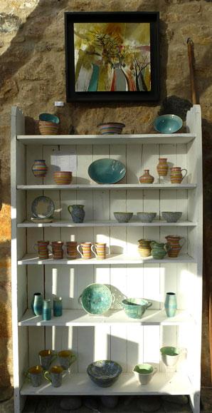 The Yew Tree Gallery Morvah Art Galleries In Cornwall