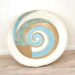 Laurel Keeley - stoneware ceramics - click for details
